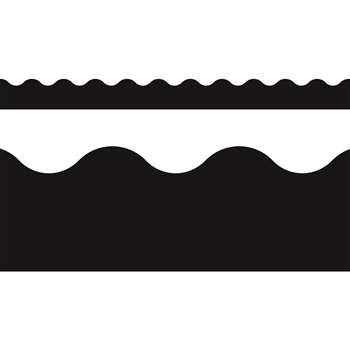 Trimmer Black By Trend Enterprises
