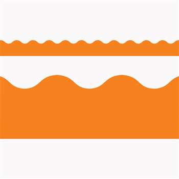 Trimmer Orange By Trend Enterprises