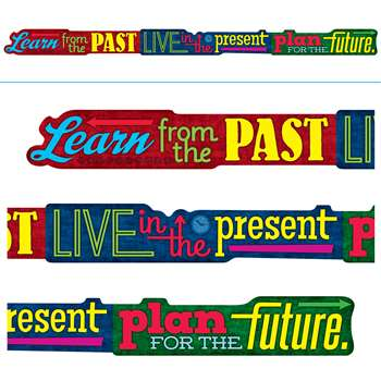 "Learn From The Past Live "" The Present Plan For T, T-A25211"