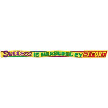 Success Is Measured By Effort Argus Banner 10, T-A25219
