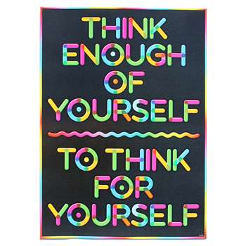 Shop Think Enough Of Yourself By Trend Enterprises