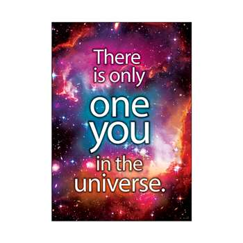 There Is Only One You In The Universe Argus Poster By Trend Enterprises