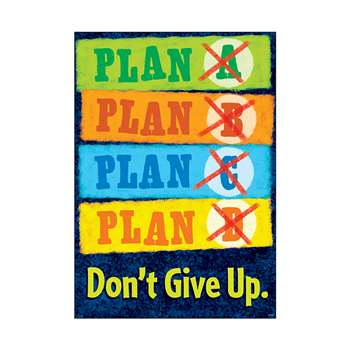 Plan A Plan B Plan C Plan D By Trend Enterprises