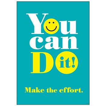 You Can Do It Poster, T-A67050