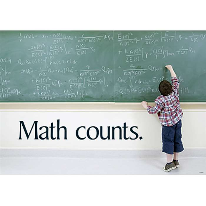 Math Counts By Trend Enterprises
