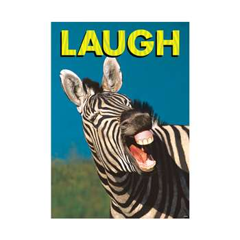 Poster Laugh Argus By Trend Enterprises
