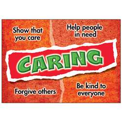 Caring Poster By Trend Enterprises