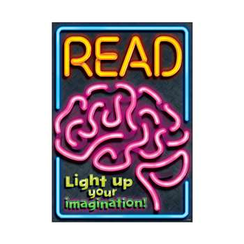 Read Light Up Your Imagination Argus Large Poster By Trend Enterprises