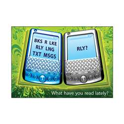 Bks R Lke Rly Lng Txt Msgs Argus Large Poster By Trend Enterprises