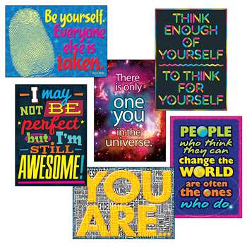 Self Esteem Argus Poster Combo Pack, T-A67928