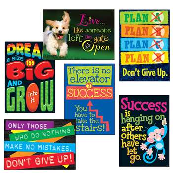 Perseverance Argus Poster Combo Pack, T-A67931