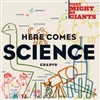 Here Comes Science Cd/Dvd Set By They Might Be Giants By Tune A Fish Records