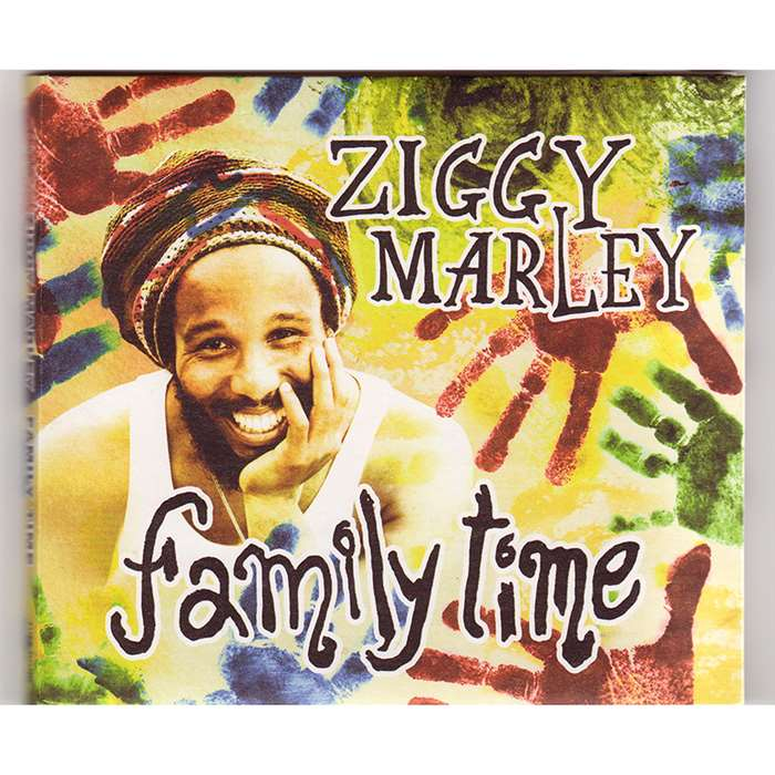 Ziggy Marley Family Time Cd, TAF12003