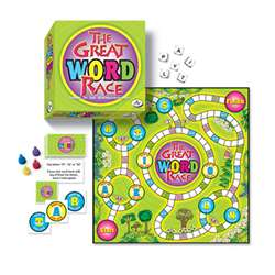 The Great Word Race Game By Talicor