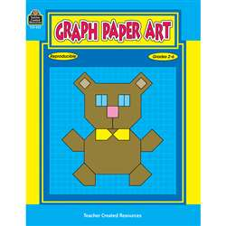 Graph Paper Art Gr 2-6 By Teacher Created Resources