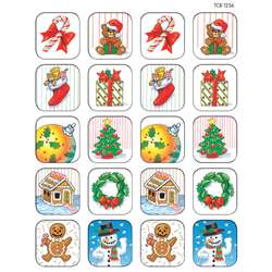 Christmas Stickers By Teacher Created Resources