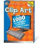 Clip Art Software Cd By Teacher Created Resources