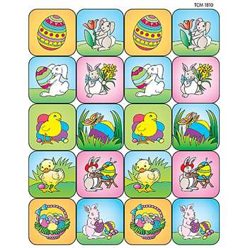Easter Stickers By Teacher Created Resources