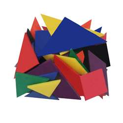 Foam Tangrams By Teacher Created Resources