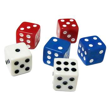 Dice By Teacher Created Resources