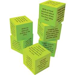 Foam Retell A Story Cubes By Teacher Created Resources