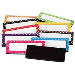 Polka Dots Magnetic Labels, TCR20650
