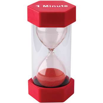 Large Sand Timer 1 Minute, TCR20657