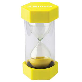 Large Sand Timer 3 Minute, TCR20659
