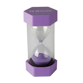 Large Sand Timer 10 Minute, TCR20675