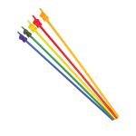Mini Hand Pointers 50Pk Classic Colors, TCR20694
