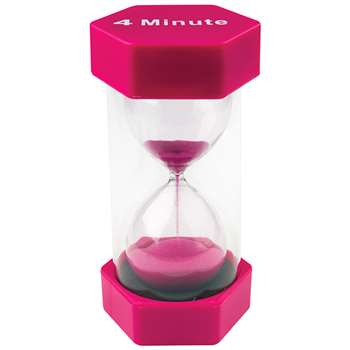 4 Minute Sand Timer Large, TCR20700