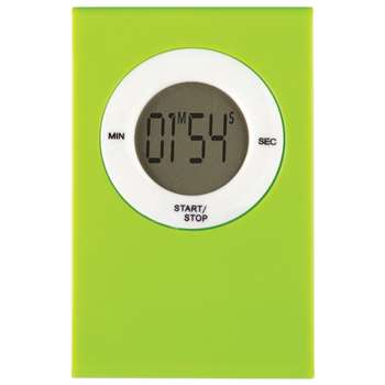 Magnetic Digital Timer Lime, TCR20718