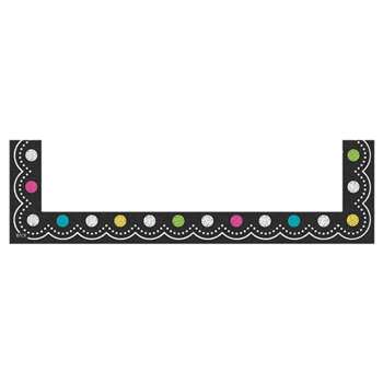 Chalkboard Brights Magnetic Pockets Small, TCR20728