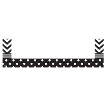 Chevrons And Dots Magnetic Pockets Small, TCR20730