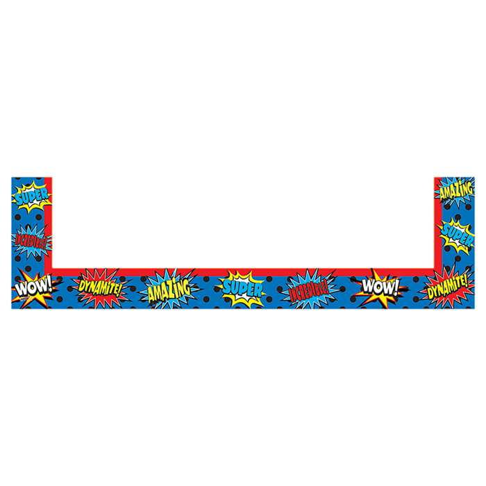 Superhero Magnetic Pockets Small, TCR20733