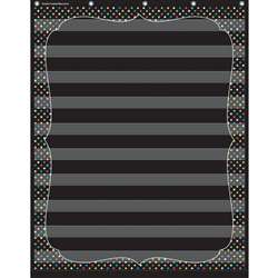 Chalkboard Brights 10 Pocket Chart, TCR20746