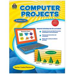 Computer Projects Gr 2-4 By Teacher Created Resources