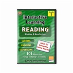 Interactive Learning Reading Games Gr 1 By Teacher Created Resources
