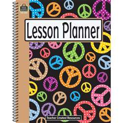 Peace Signs Lesson Planner By Teacher Created Resources