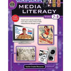 Media Literacy Gr 7-8 By Teacher Created Resources