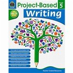 Project Based Writing Gr 5, TCR2783