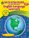 Gr 3-4 Math Strategies To Use With Your English Language Learners By Teacher Created Resources