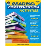 Gr 1-2 Reading Comprehension Activities By Teacher Created Resources
