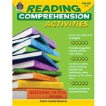 Gr 3-4 Reading Comprehension Activities By Teacher Created Resources