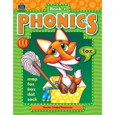 Phonics Book 1 By Teacher Created Resources