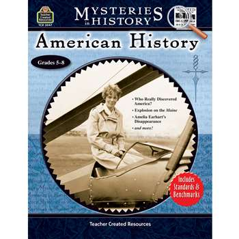 Mysteries In History American History By Teacher Created Resources