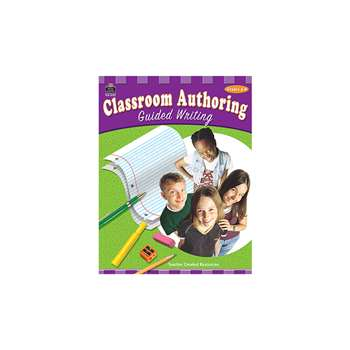 Classroom Authoring Grade 4-8 By Teacher Created Resources