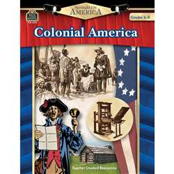 Spotlight On America Colonial America By Teacher Created Resources