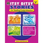 Itsy Bitsy Stories For Reading Comprehension Gr K By Teacher Created Resources
