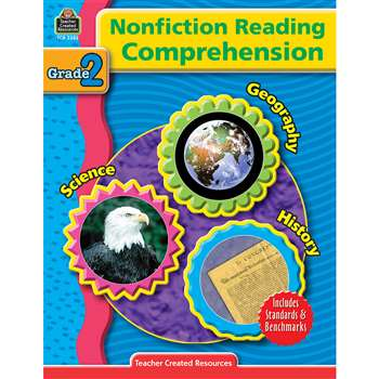 Nonfiction Reading Comprehen Gr 2 By Teacher Created Resources
